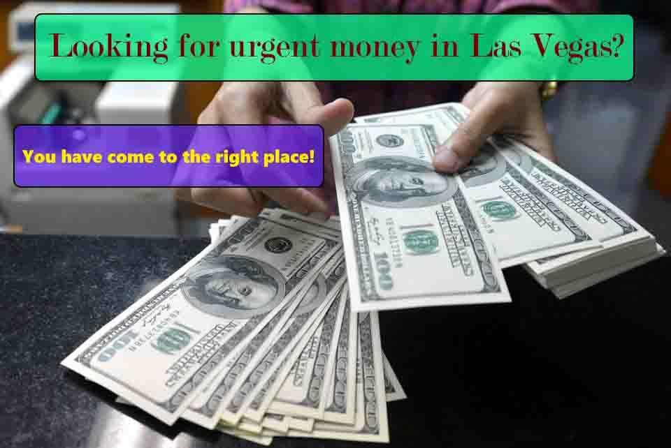 Payday Loans in Las Vegas Online